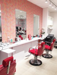Glamour Secrets Beauty Bar MILTON-1